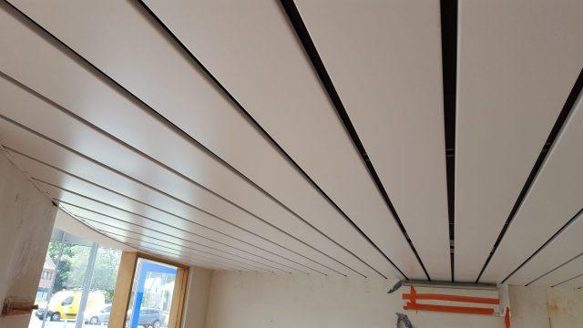 Lamellen plafonds